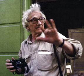 Marc Riboud in the 90s