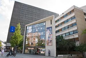 Bibliothèque municipale de Lyon Didier Nicole