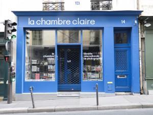 Librairie la Chambre claire Paris