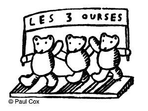 Les Trois Ourses Paul Cox