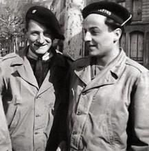 Marc-Riboud et Albert Potton Lyon