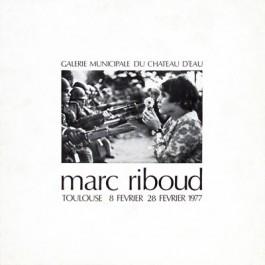 Marc Riboud Jean Dieuzaide catalogue Chateau d'eau Toulouse 1977