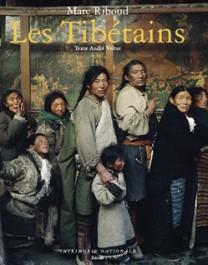Marc Riboud les Tibétains André Velter Imprimerie nationale Actes Sud 2009