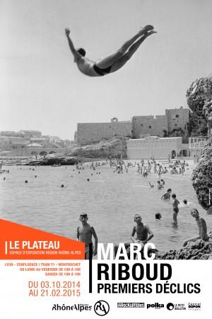 Marc Riboud Premiers déclics Le Plateau Lyon