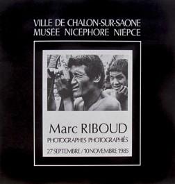 Marc Riboud Photographes photographiés Nicéphore Niepce 1985