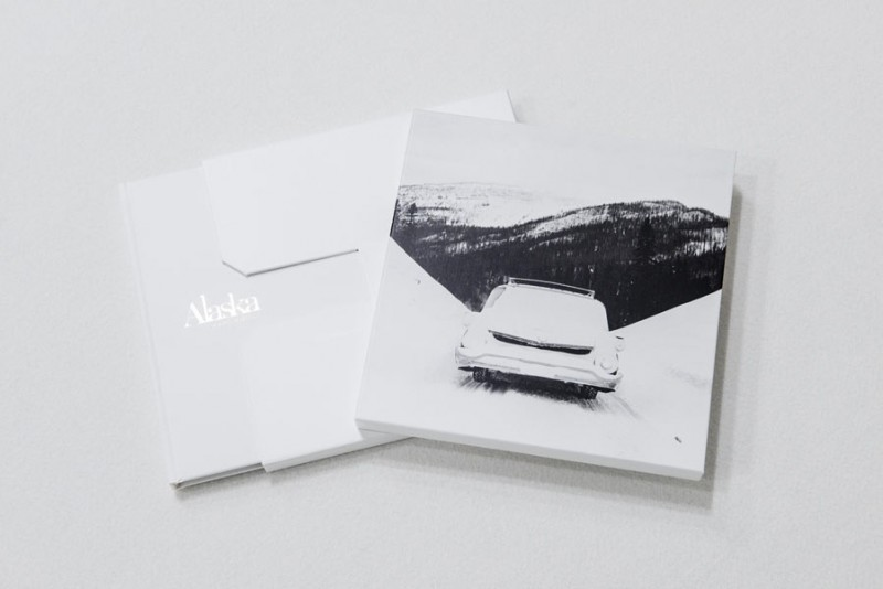 "Catalogue published for the exhibition ""Alaska"" at Chanel Nexus Hall, Ginza, Tokyo, Japan, 2015"