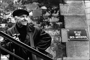 Robert Doisneau Christian Louis