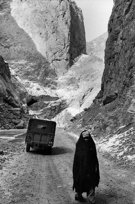 Alentours de Bamyan, Afghanistan, 1955