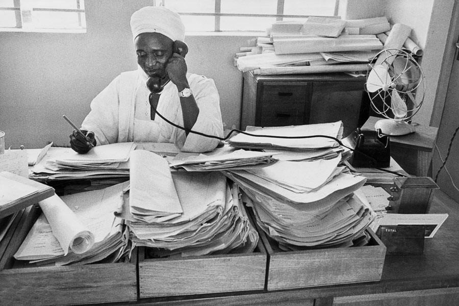 Nigeria, 1962
