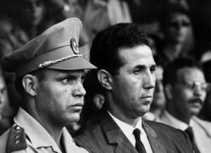 Ahmed Ben Bella, Algérie, 1962