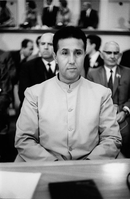 Ahmed Ben Bella, 1964