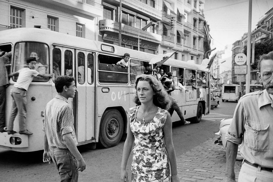 Algiers, July 2nd 1962