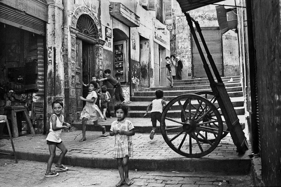 Alger, juillet 1969