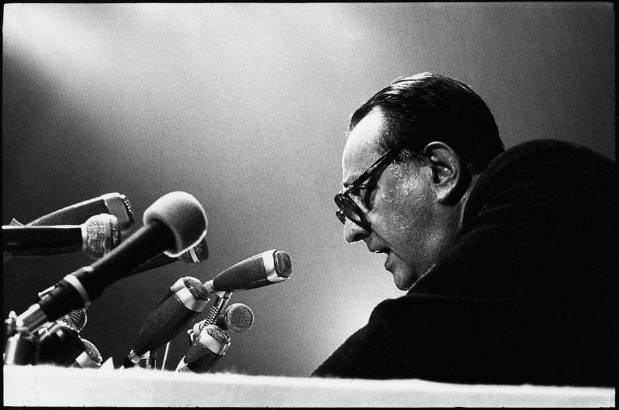 André Malraux, Paris, 1965