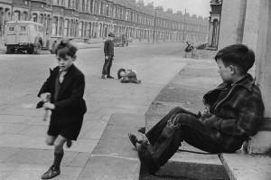 Greenwich, London, 1954