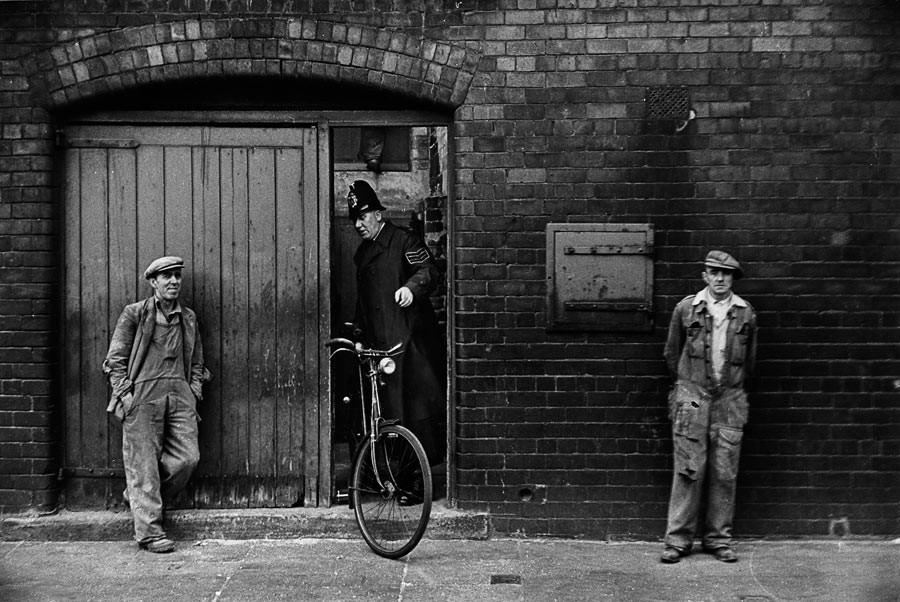Angleterre, 1954