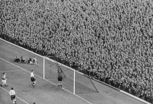 Wembley, Londres, 1954