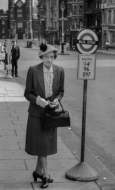 Londres, 1954
