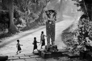Terrasse de Prah Palilay, 1990