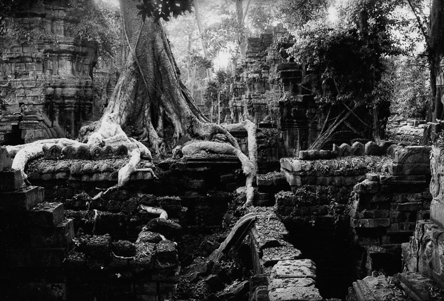 Temple of Tà Prohm, 1990