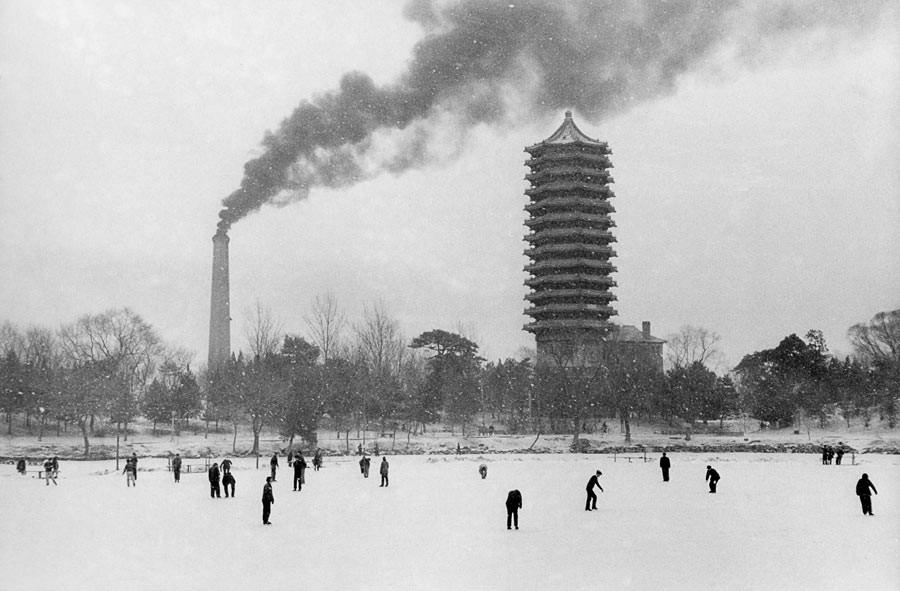 Pékin, 1957
