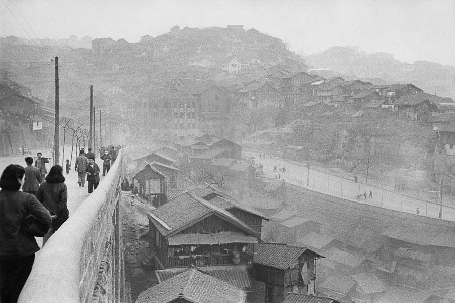 Sichuan, 1957