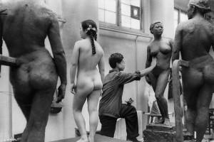 Ecole des Beaux-Arts de Pékin, 1957
