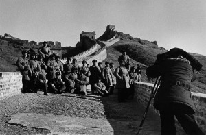 Soldiers on the Great Wall, 1957