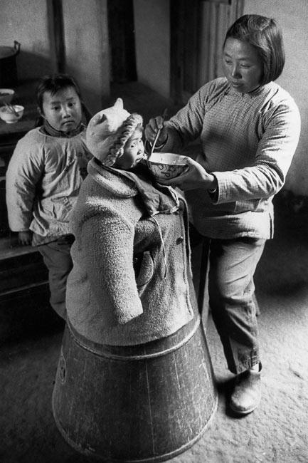 Famille de paysans, 1965