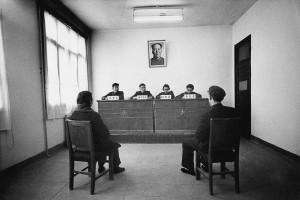 Le divorce, Pékin, 1965
