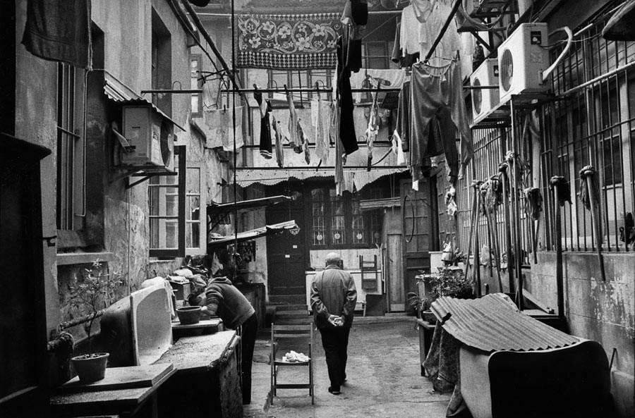 Shanghai, 2002