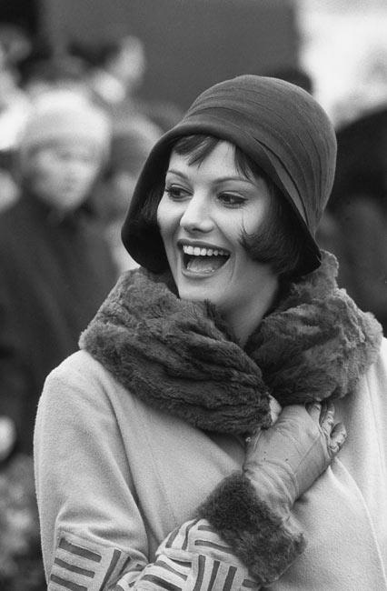 Claudia Cardinale, 1961