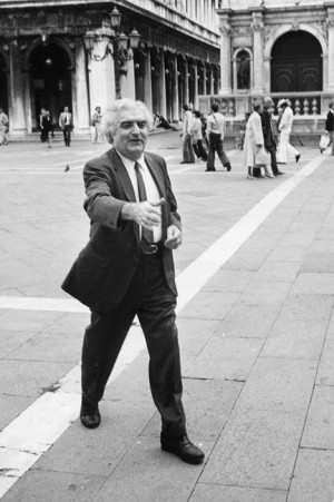 Cornell Capa, Venise, 1979