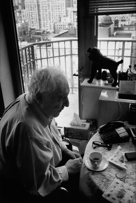 Cornell Capa, New York, 2002