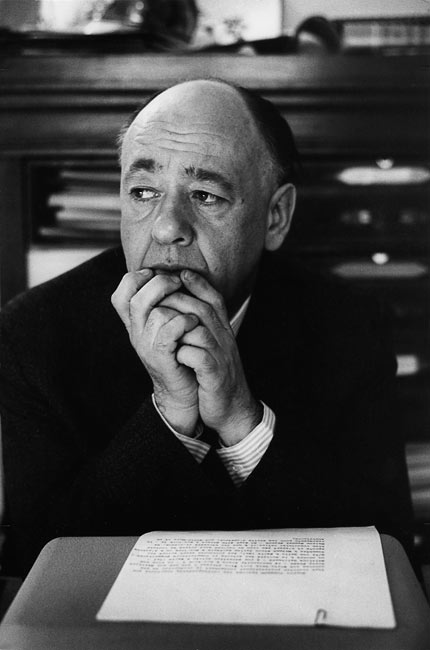 Eugène Ionesco, Paris, 1963