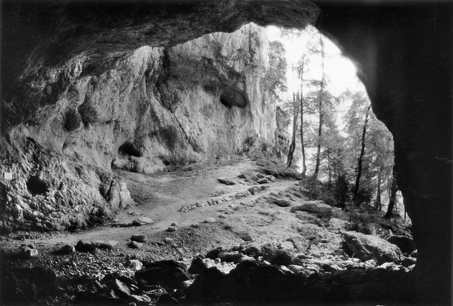 Cave in Vercors, 2003