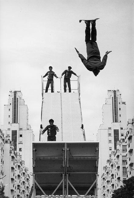 Villeurbanne, 1984