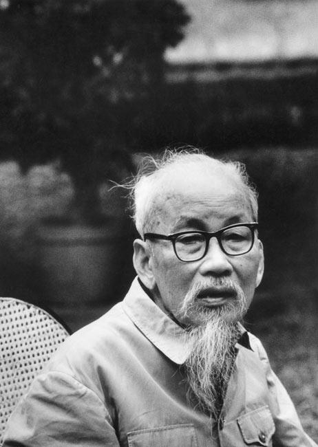 Ho Chi Min, Vietnam, 1969