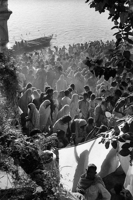 Bénarès, 1956