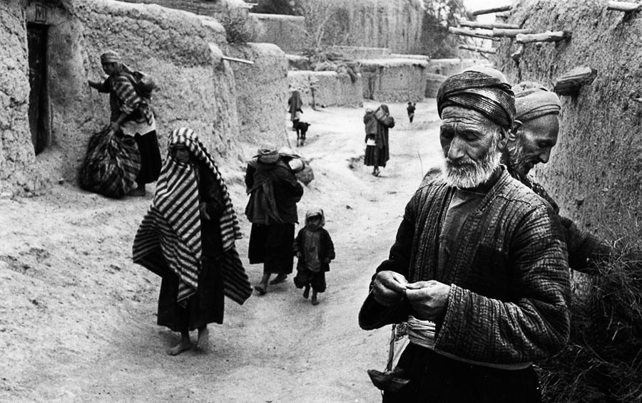 Village près de la frontière turque, 1955