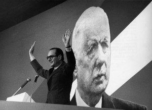 Jacques Chirac, France, 1979