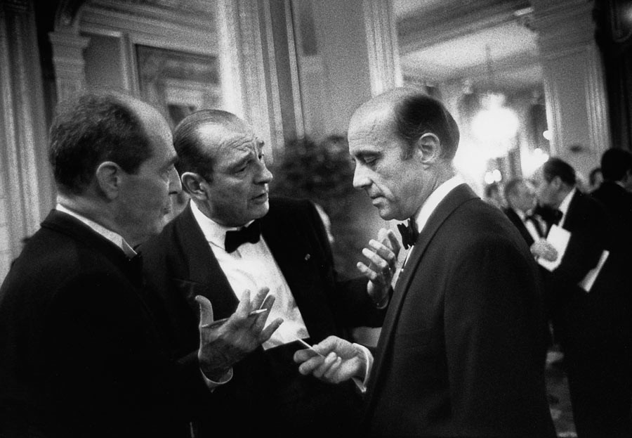 Jacques Chirac and Alain Juppé, France, 1996