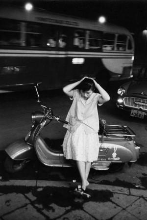 Shinjuku, Tokyo, 1958