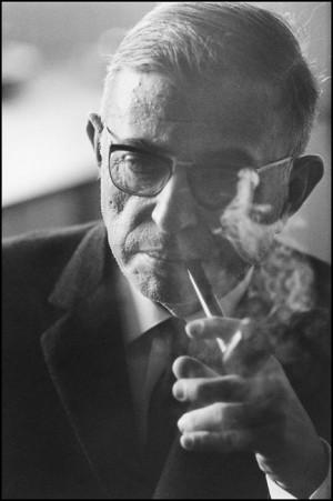 Jean-Paul Sartre, 1964