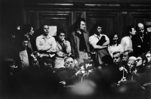 Jean-Paul Sartre à la Sorbonne, mai 1968