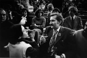 Lech Walesa, Pologne, 1980