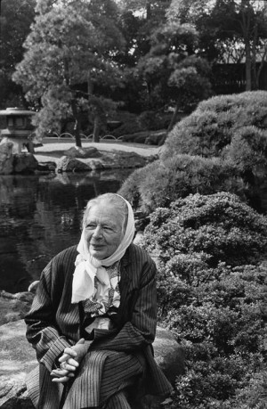 Marguerite Yourcenar, Japon, 1982