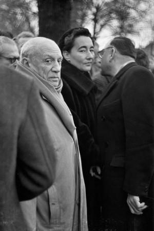 Pablo Picasso, 1952