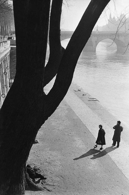 Quai des Tuileries, 1953