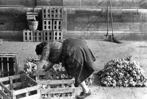 Les Halles, 1953